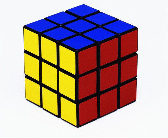 bagaimana cara menyelesaikan rubik (magic cube/magic box